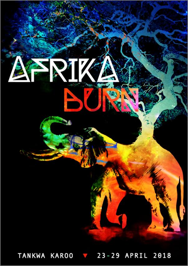 afrika burn poster 2