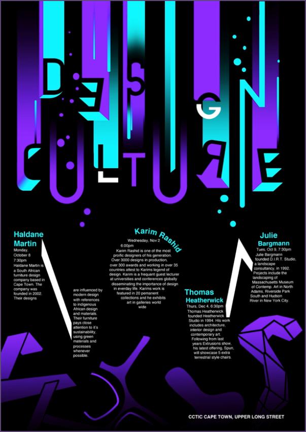design culture now poster 1