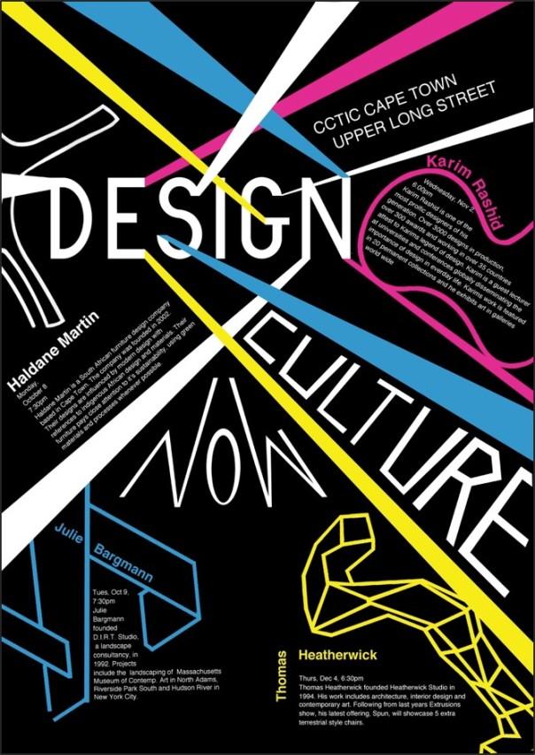 design culture now poster 2