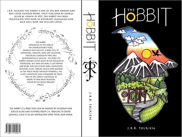 hobbit bookcover